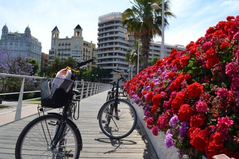 Bike tour Valencia - Gay Tours Valencia