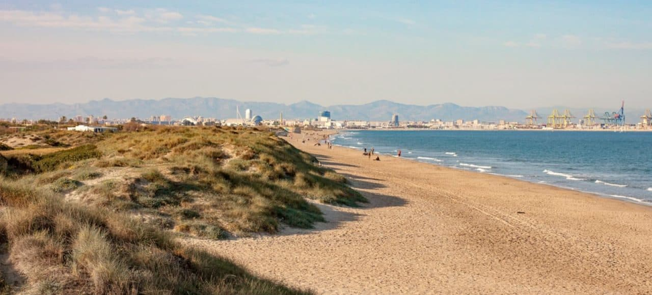 Gay beach Valencia - Gay Tours Valencia