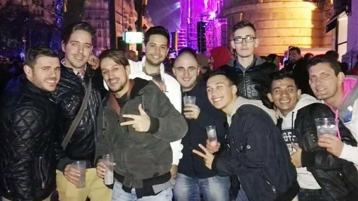 Nightlife tour Valencia - Gay Tours Valencia